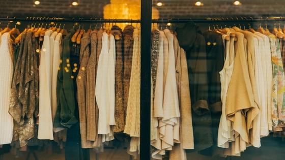 How To Transfer A Summer Wardrobe To An AutumnWardrobe